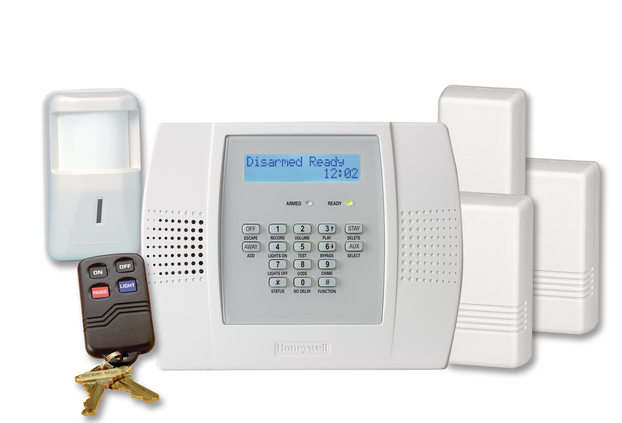 Wireless Alarm System Key Fob