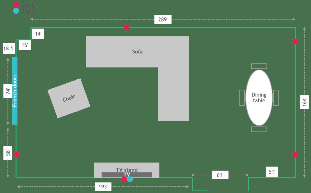 medium resolution of 1 attachment dining room installation living room setup