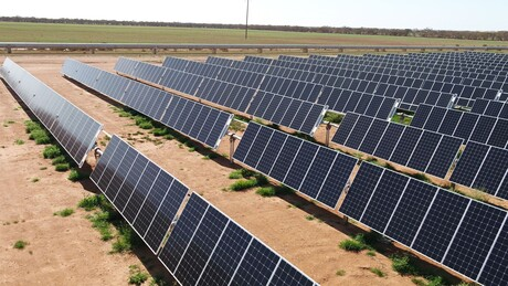 Green power for major SA water pipeline
