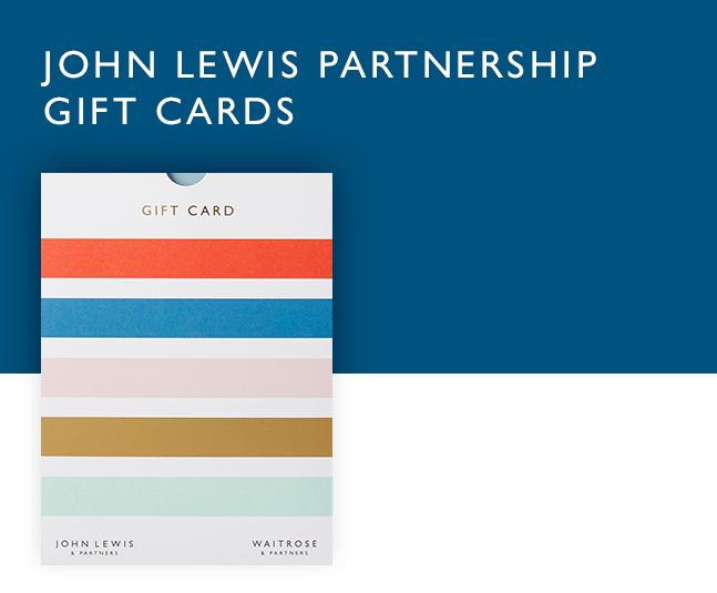 john lewis partnership gift