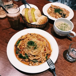 MENU美食誌   Miga Kitchen Pasta . 米家廚房義大利麵