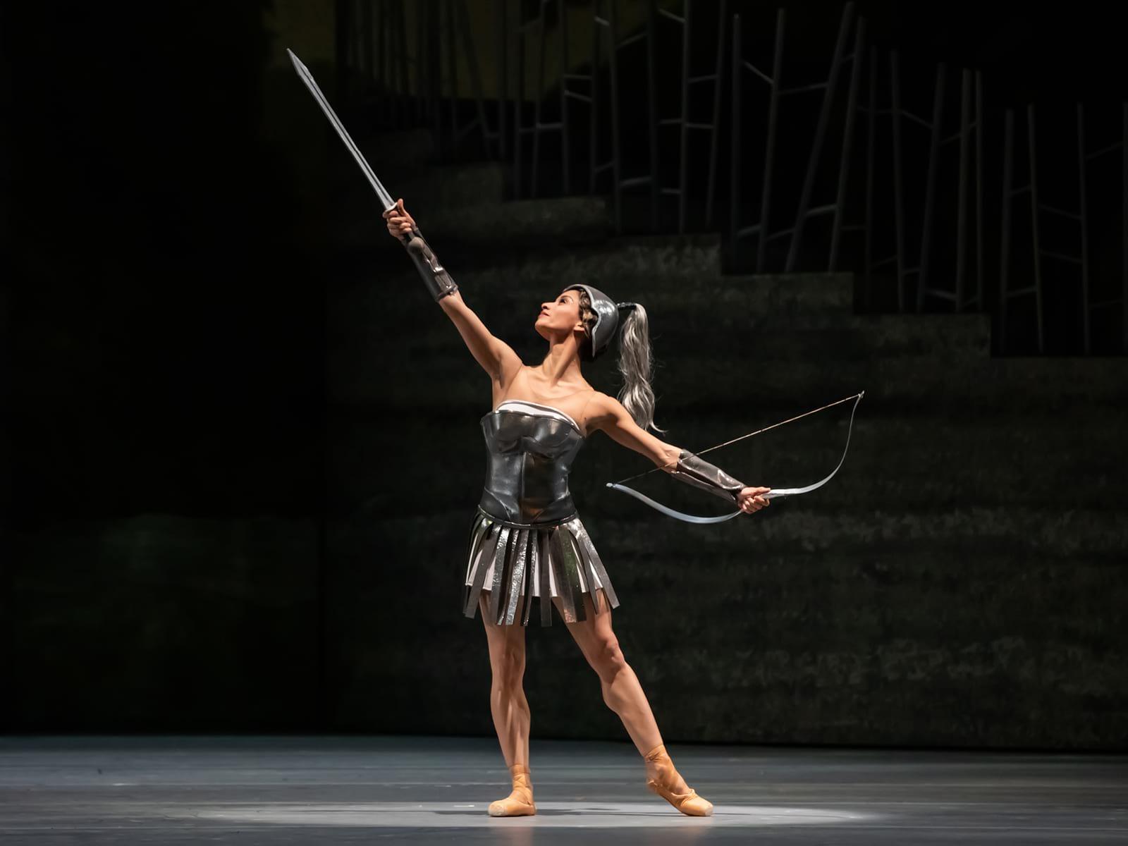 sylvia the australian ballet