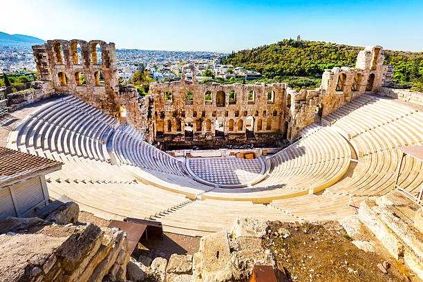 Amphitheater of Athens, Greece