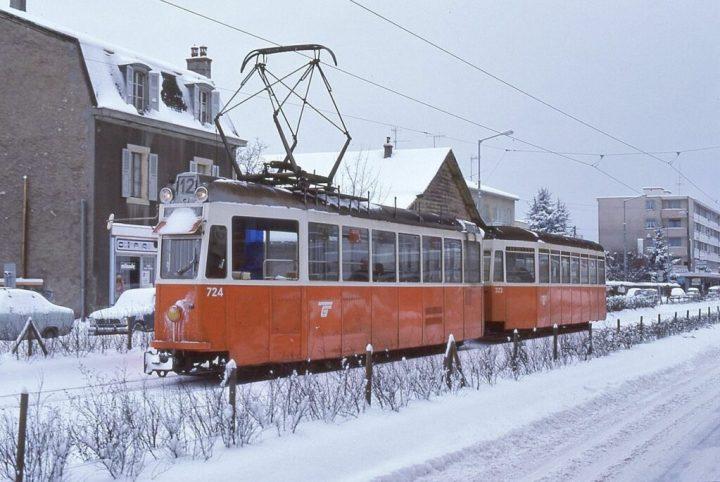 Free Public Transport: Trams in Geneva