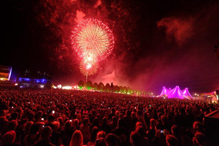 The Paléo Festival