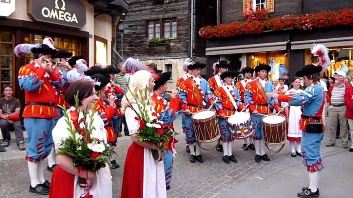 The Swiss National Day of 2019. credit@ HelloTravel