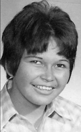 Image of Helen Betty Osborne, an Indigenous woman murdered by 4 men at the age of 19 in 1971