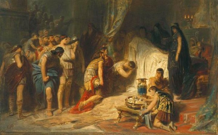 Alexander The Great's Death