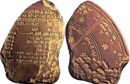 An early Babylonian calendar artifact