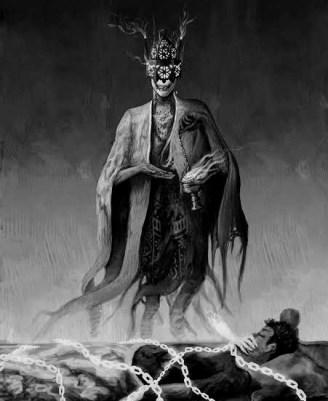Boughettat: The demon believed to cause sleep paralysis.