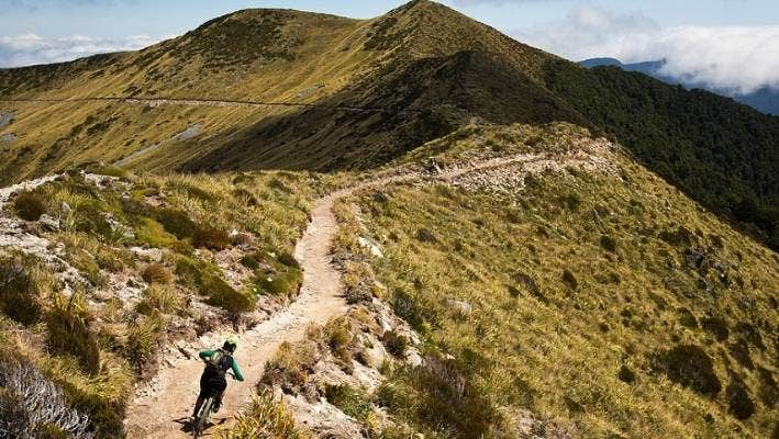 Old Ghost Road Trail, New Zealand