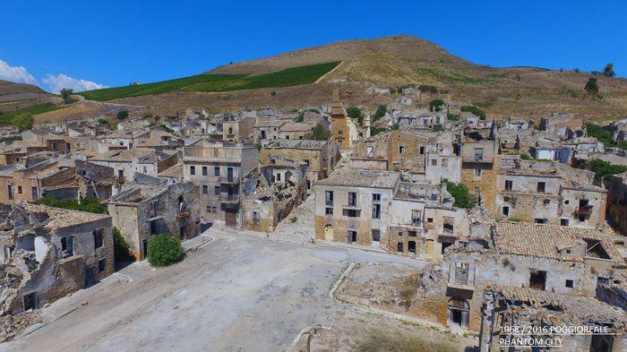 Poggioreale, Sicily