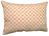 Dotted Brocade Oblong Decorative Throw Pillow by Reynoso ...