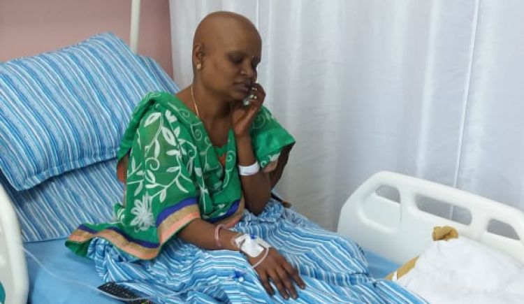 I Need Your Urgent Support For My Stage 4 Leiomyosarcoma ...