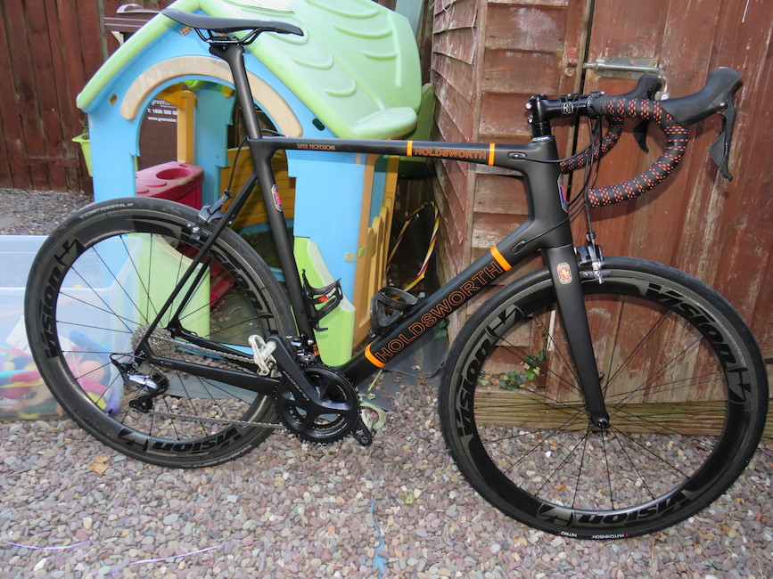 Penny | Holdsworth Super Professional Carbon | Readers Rides | Planet X