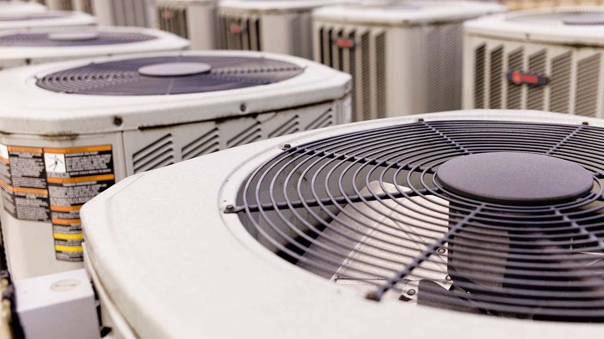 hight resolution of air conditioners