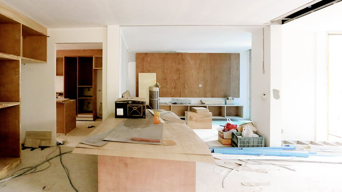 hight resolution of new home finishings contractor
