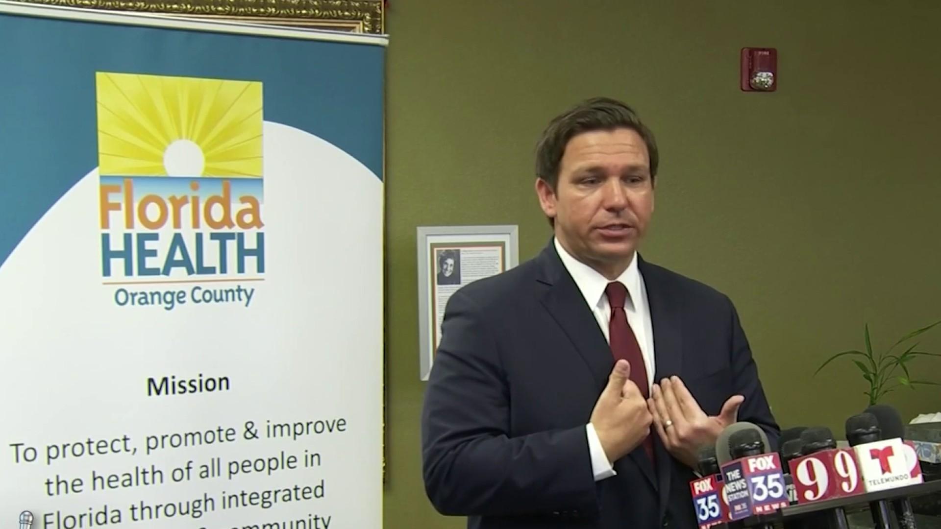 No positive coronavirus cases in Orange County; dozens under ...