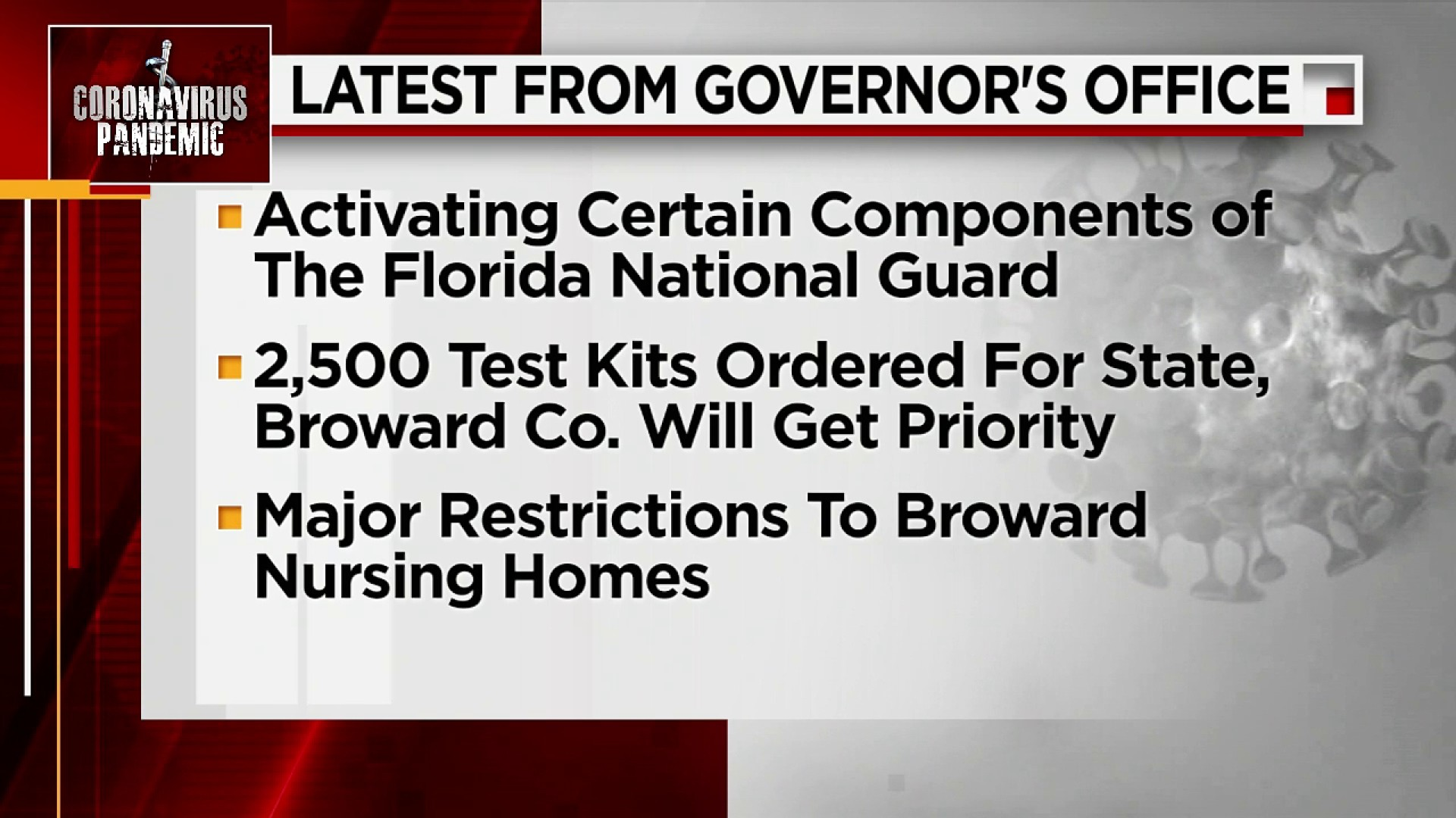 Florida National Guard gets green light to boost COVID-19 testing ...