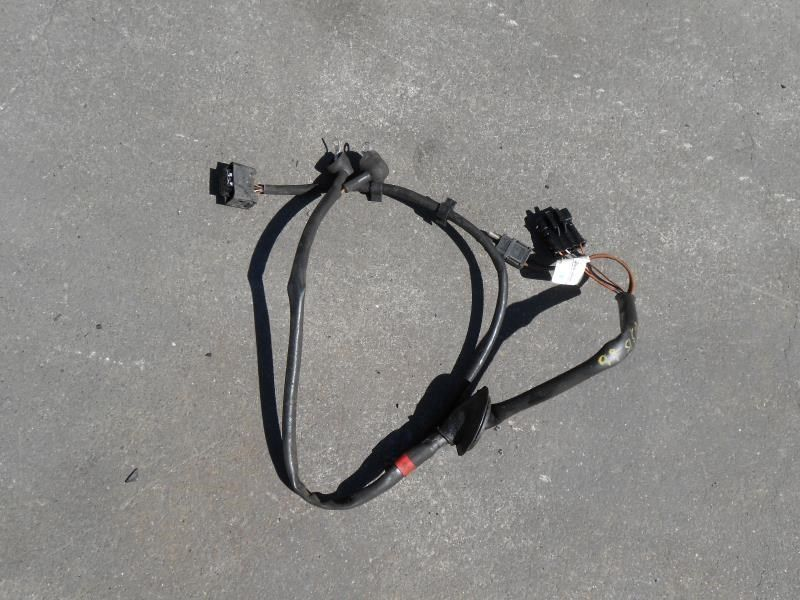 1998 1999 2000 2001 2002 MERCEDES SL500 FUEL FILTER WIRE