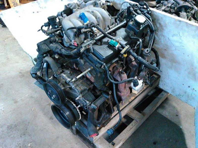 1996 Ford Taurus 3 0 Engine