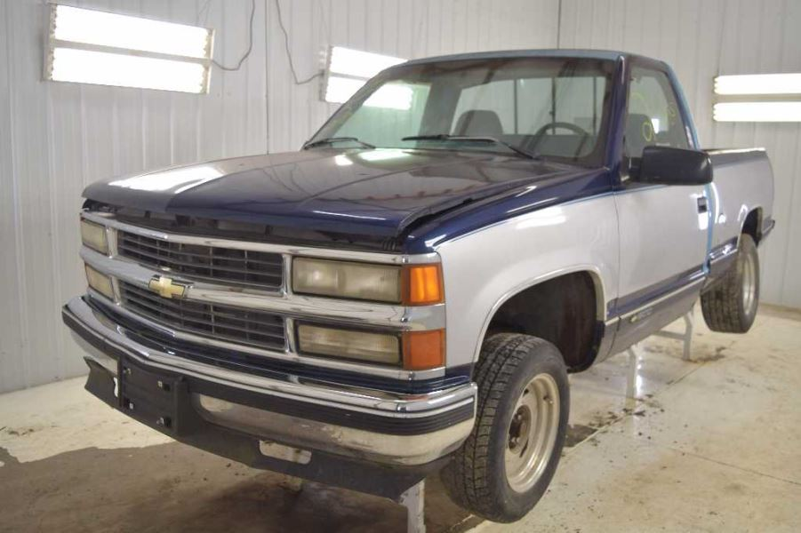 1994 Chevy Truck Fuse Boxes Electrical Problem 1994 Chevy Truck