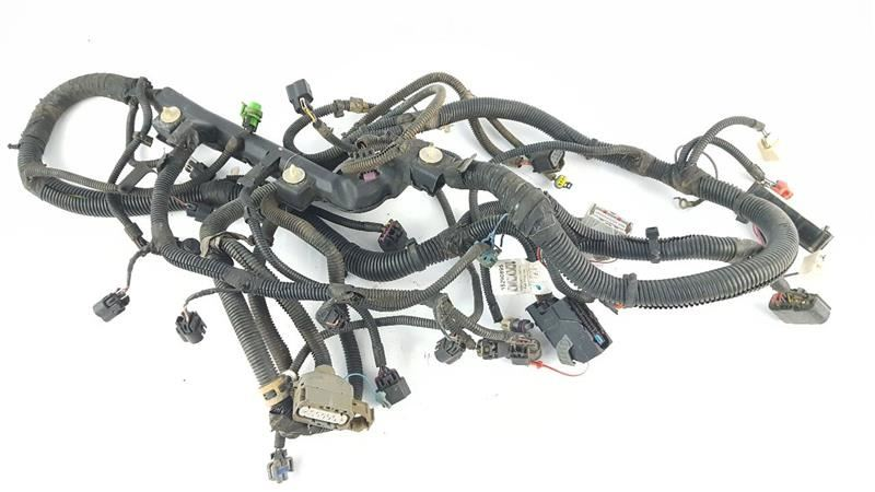 Engine Wiring Harness P/n: 15290895 OEM 2006 Hummer H3