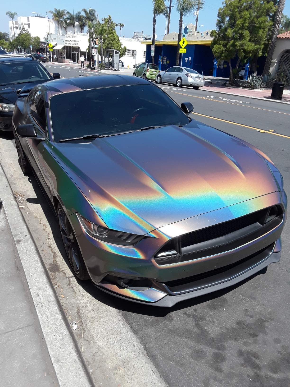 Mustang Paint Jobs : mustang, paint, Amazing, Paint, Outside, Bitcoin, Charger, Mustang?, SteemKR