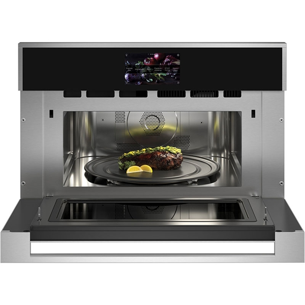 30 speed self clean convection wall oven