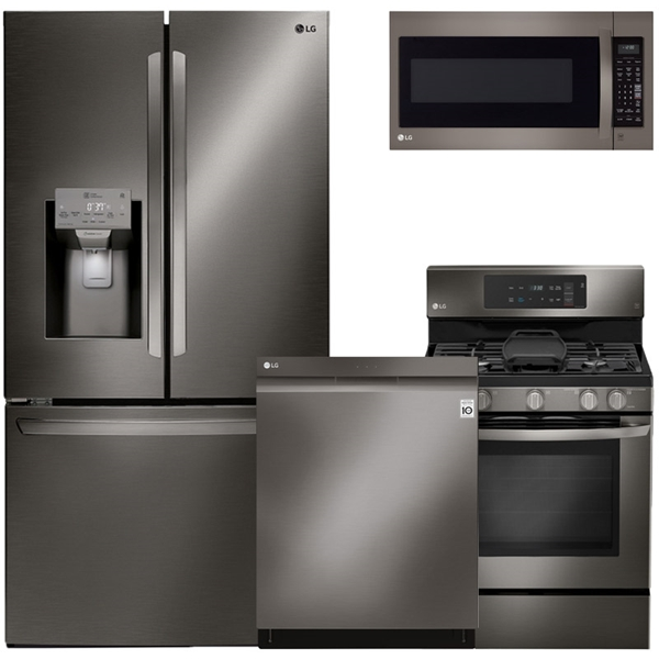 lg kitchen appliance packages stuff for sale ge frigidaire samsung appliances bosch 4 piece package black stainless steel