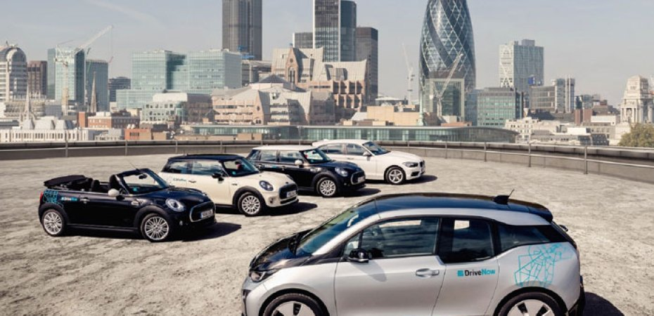 Bmw Group And Daimler Ag Are Merging Their Mobility Services