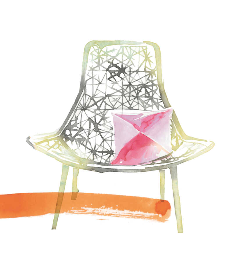 folding chair lulu target lawn chairs plastic illustration h o m e magazine