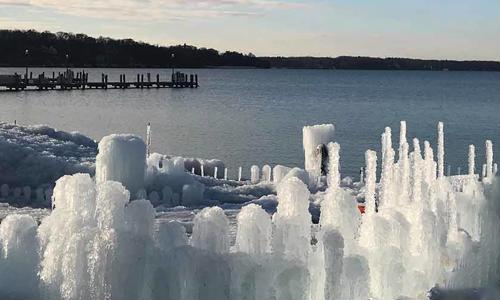 ice castles wisconsin things