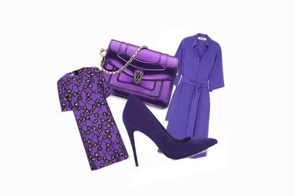 Resultado de imagem para ultra violet moda