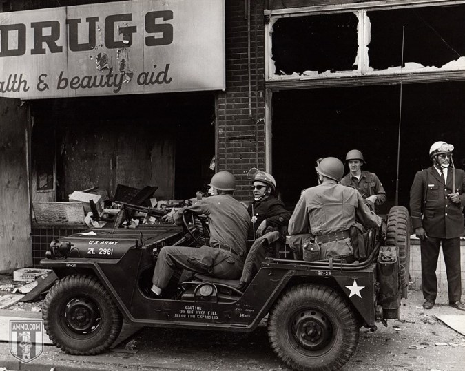 """America's """"The Long, Hot Summer of 1967: A Season of Riots and Urban Unrest Across America"""