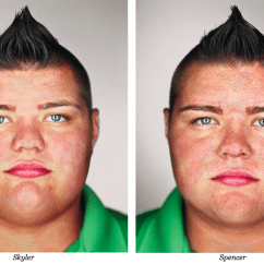 Lighting Diagrams For Portrait Photography Balboa Wiring Diagram [pics] Captivating Portraits Of Twins By Martin Schoeller | Fstoppers