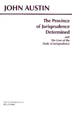 The Province of Jurisprudence Determined and the Uses of