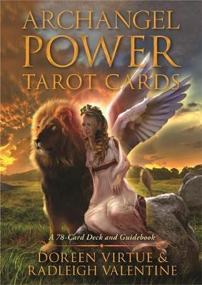 Archangel Power Tarot Cards Doreen Virtue 9781401942311