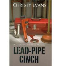 Lead-Pipe Cinch : Christy Evans : 9781410430472