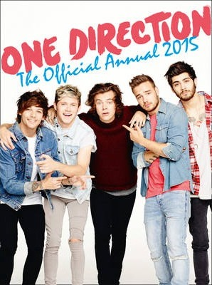 one direction annual 2015