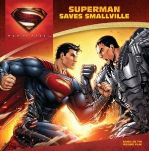 SUPERMAN MAN OF STEEL SAVES SMALLVILLE (YOUNG READER)