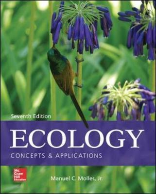 Ecology Concepts And Applications Manuel Molles 9780077837280