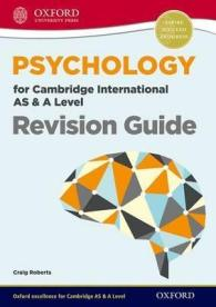 Image result for Psychology for Cambridge International AS and A Level Revision Guide by Craig Roberts