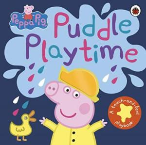 PEPPA PIG: PUDDLE PLAYTIME ACTIVITY BOOK