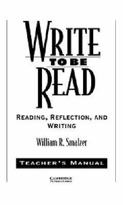 Cambridge Academic Writing Collection: Write to be Read