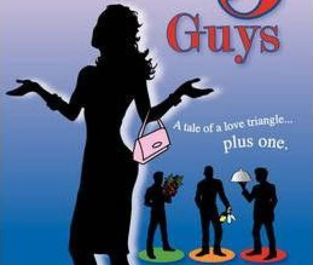 One Girl And 3 Guys