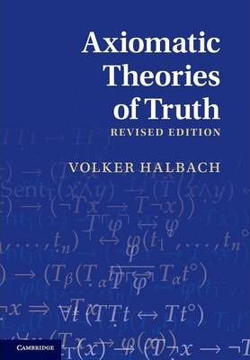 Axiomatic Theories of Truth