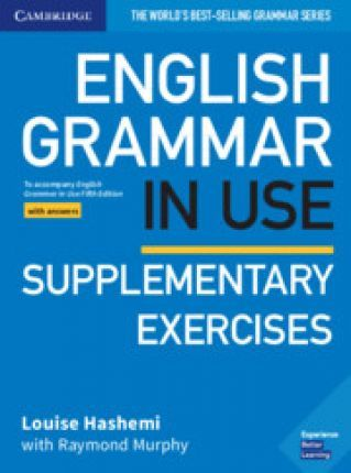 English Grammar In Use With Answers : english, grammar, answers, English, Grammar, Supplementary, Exercises, Answers, Louise, Hashemi, 9781108457736