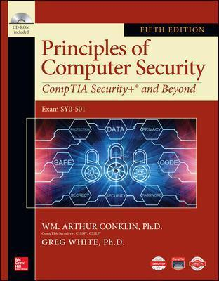 Principles of Computer Security: CompTIA Security+ and