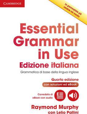 Essential Grammar In Use Pdf : essential, grammar, Essential, Grammar, Answers, Interactive, EBook, Italian, Edition, Raymond, Murphy, 9781316509029